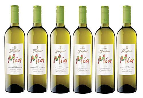 Mia Blanco Wein (6 x 0,75l) | Spanische Cuvée | lieblich | fruchtig-frisch | Wein aus Spanien