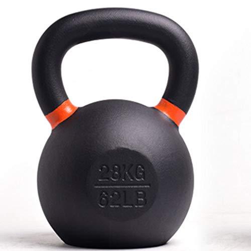 Commerciale ghisa kettlebell degli uomini di fitness sport casa spray kettlebell 4/6/8/10/12/14/16/18/20/24/28/32KG