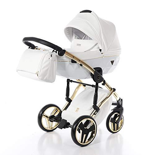 Sistema de viaje 3 en 1, silla de paseo, carrito con capazo