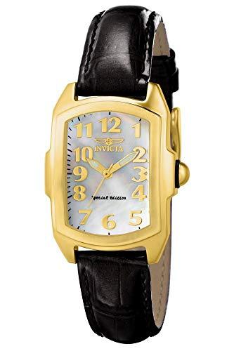 Invicta 13834 Lupah Reloj para Mujer acero inoxidable Cuarzo Esfera bl