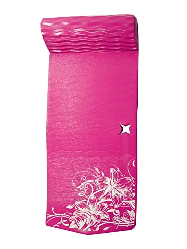 Fluid Aquatics Outdoor Soft Dipped Durable Foam Pool Float/Mat/Bed - Pink