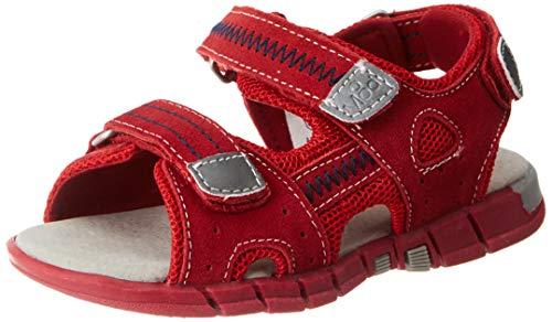 Mod8 Jungen Tribath Sandalen, Rot (Rouge 4), 36 EU