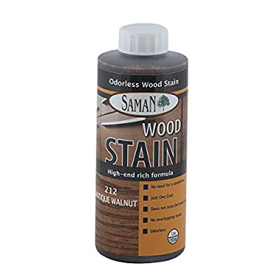 wood stain and sealer in one