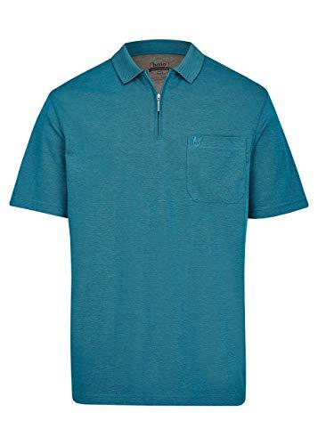 hajo Polo & Sportswear Herren Softknit-Poloshirt