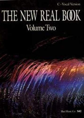The New Real Book Vol. 2: C Version (Wire Spiral Binding)