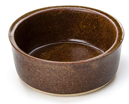 Keramik Trog Steintrog Futtertrog Futternapf Fressnapf Nager Kleintiere glasiert (Gr.2)