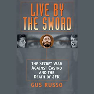 Live by the Sword audiobook cover art