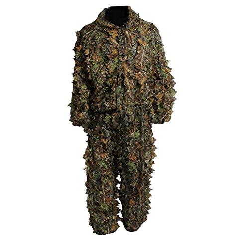 Synthétique Ghillie Stalker Costume-Desert