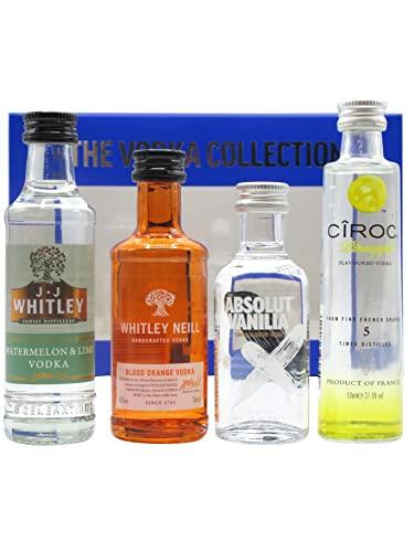 Various Distilleries - Gift Set - Miniature Collection Of Flavoured - Vodka