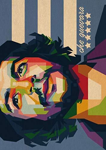 koushuiwa Impresión De Lienzo Cartel De Arte De Pared Che Guevara Paredes Modernas Decoración Imagen Obras De Arte Sin Marco A147 20X30Inch(50X75Cm)