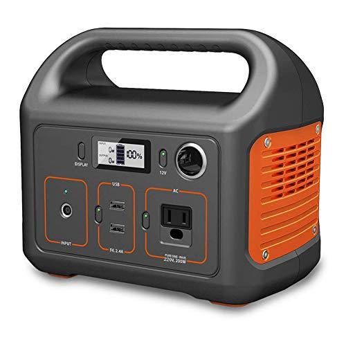 MSQL Centrale portative au Lithium de générateur portatif, Batterie de Secours de 220V 311Wh, pour Le Camping, la Maison, Le Voyage, Les activités de Plein air