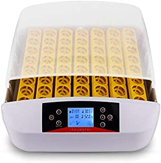 Incubadora Automática de Huevos con Pantalla Digital Invers