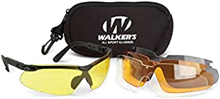 Walker's Sport Glasses with Interchangeable Lens