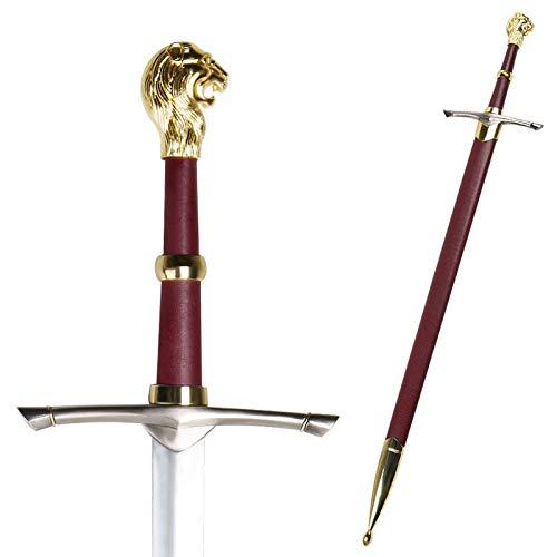 R.B. Trading Schwert Rhindon von Peter Pevensie aus die Chroniken von Narnia - Filmschwert