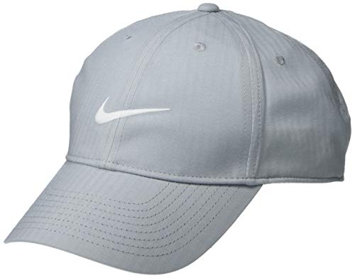 Nike Unisex Nike Legacy91 Tech Hat, Wolf Grey/Anthracite/White, Misc