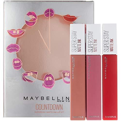 maybelline superstay lip color - 9