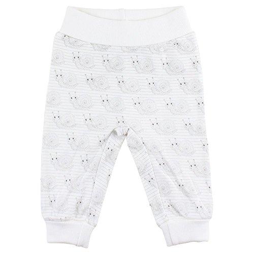 Fixoni Grow Pants Pantalon, Elfenbein (Off White 00-31), 1 Mois Mixte bébé