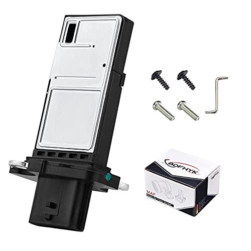 BDFHYK Mass Air Flow Sensor Meter MAF 22680-7S000 AF10141 Compatible with Altima Infiniti G37 Suzuki, 2003-2009 350Z 3.5L, 2009-2015 370Z 3.7L, 2003-2015 Murano 3.5L, 2005-2008 G35 3.5L & MORE