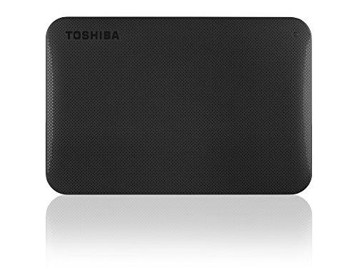 9. TOSHIBA CAMVIO READY DISCO DURO EXTERNO 500GB – Un pequeño disdo duro externo de bolsillo.
