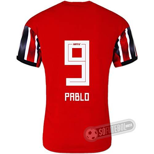 Camisa São Paulo - Modelo II (PABLO #9)