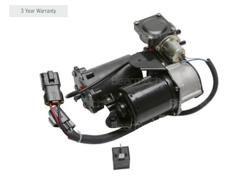 Neu Bearmach Hitachi Luftfederung Kompressor LR011837RH