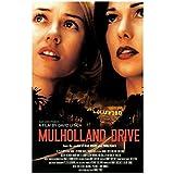 ShmjqlKlassischer Film Mulholland Drive Leinwand Poster