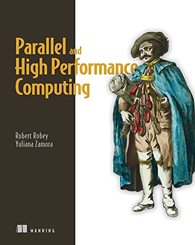 Parallel and High Performance Computing Front Cover
