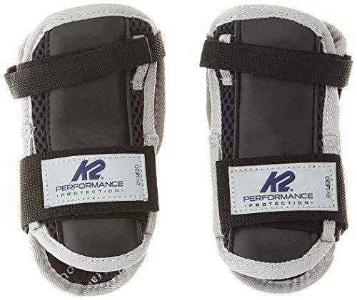 K2 Skates Damen Performance Guard W Handgelenkschoner, black-anthracite, M (Wrist: A:20-22cm B:17-19cm)