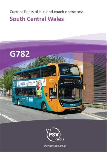 Current Fleets of Bus and Coach Operators: South Central Wales: G782