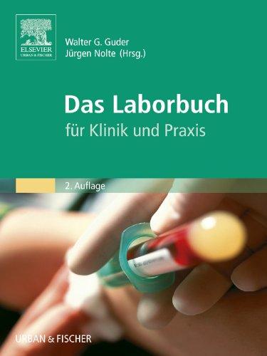 Das Laborbuch: für Klinik und Praxis