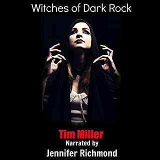 Witches of Dark Rock audiobook cover art