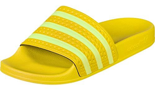 Adidas Schuhe Adilette W Yellow-Semi Frozen Yellow-Yellow (EE7449) 37 Gelb