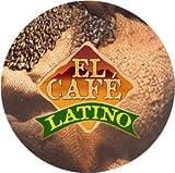 BRISA CD EL CAFÉ LATINO - VARIOUS - edición de colección, edición especial, caja de regalo