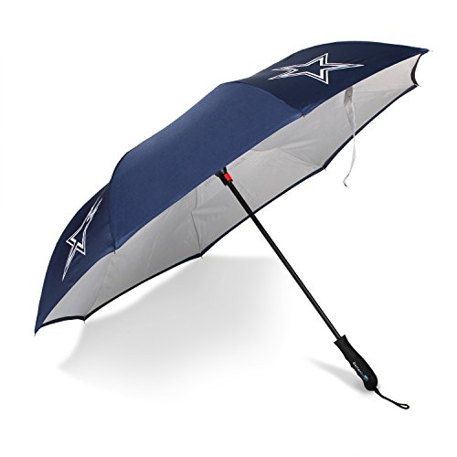 Betta Brella NFL Dallas Cowboys Better Brella Wind-Proof Umbrella