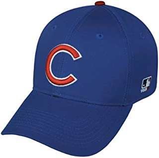 Chicago Cubs ADULT Adjustable Hat MLB Officially Licensed Major League Baseball Replica Ball Cap