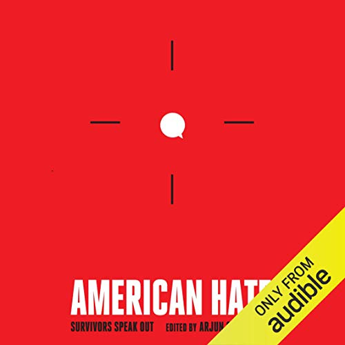 American Hate audiobook cover art