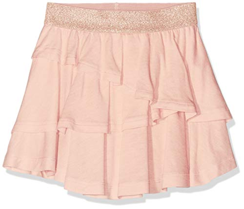 Name It Nmfvilla Skirt H Jupe, Rose (Strawberry Cream Strawberry Cream), 98 Bébé Fille