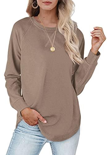 Warm Sweatshirts For Women Winter Womens Long Cozy Sweatshirt Clothes M
