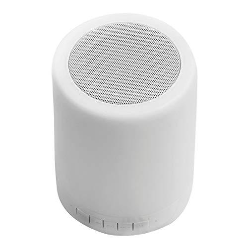 Yuzhigang. Bluetooth-Lautsprecher, kreative Atmosphäre Lampe Musik Schreibtischlampe Multifunktions-Bluetooth-Lautsprecher mit LED-Lampe und Griff (Unterstützung von AUX in und Freisprecheinrichtung u