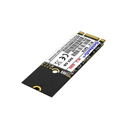 Goldenfir NGFF M.2 SSD Disco Rigido SSD Interno per SSD Disco Rigido Il Computer Portatile PC Computer Notebook 22 x 60mm, 120 GB