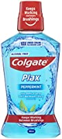 Colgate Plax Antibacterial Alcohol Free Mouthwash Peppermint