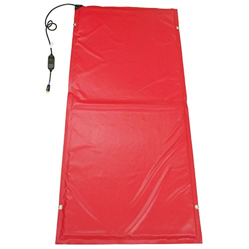 Best Prices! Flexotherm FTA-7046-3600-005, 15' x 3' Heated Curing Blanket