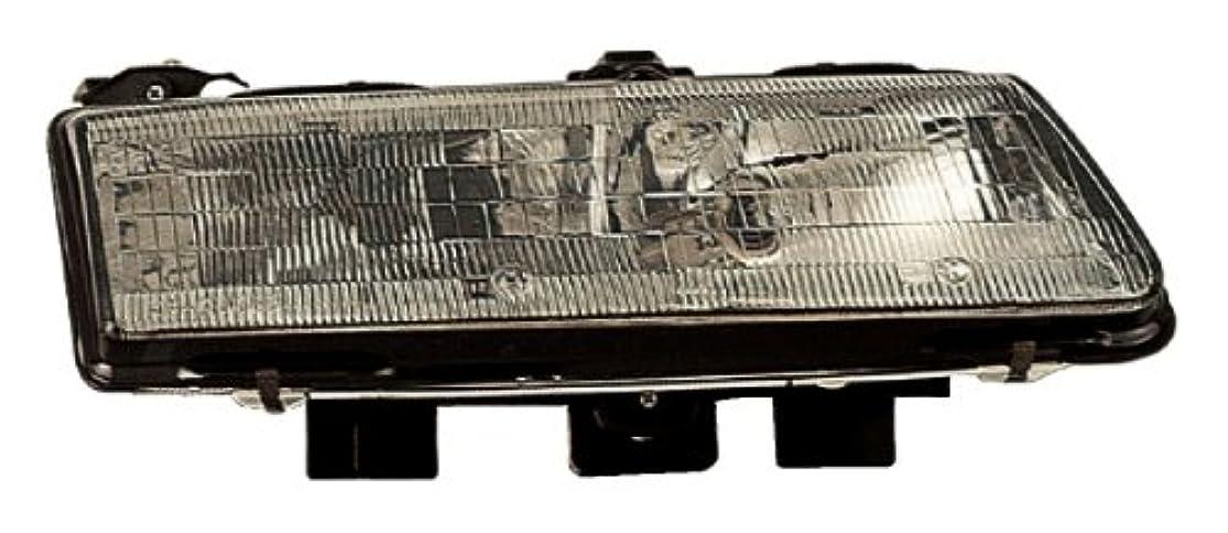 Eagle Eyes GM056-B001L Pontiac Driver Side Head Lamp Assembly ngrnizga4