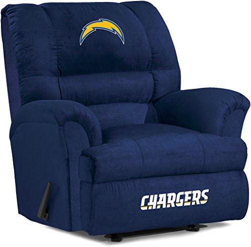 Imperial Officially Licensed NFL Furniture: Big Daddy Microfiber Rocker Recliner