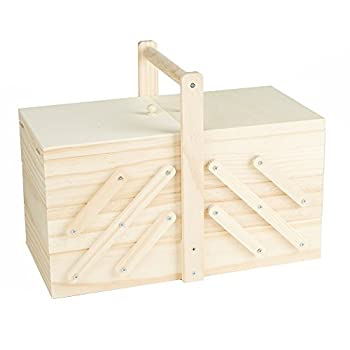 Best wood sewing box Reviews