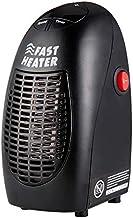 JINRU 400W Mini Ventilador Calentador Montado En La Pared Calentador Eléctrico Estufa Radiador Calentador De Hogares De Habitaciones Calefacción Fan Machine para El Invierno
