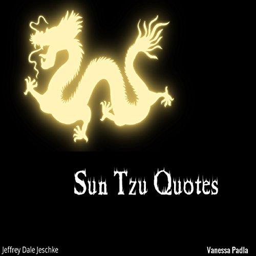 Sun Tzu Quotes audiobook cover art