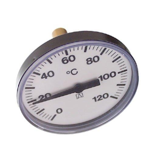 Cornat T593699 Zeigerthermometer, 63 mm