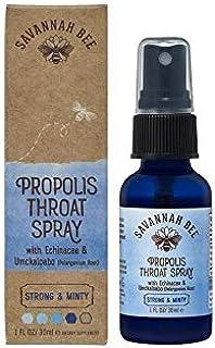 Savannah Bee Company Honey & Propolis Throat Spray
