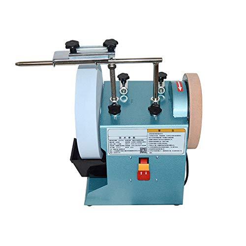 SISHUINIANHUA 10-Zoll-Wassergekühlte Grinder Blabe Schärfmaschine 220 Mesh-Schleifstein Schleifmaschine Messer Scheren Schleifwerkzeuge